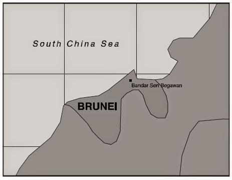 Sebutkan Negara Negara di Wilayah Asia Tenggara!
