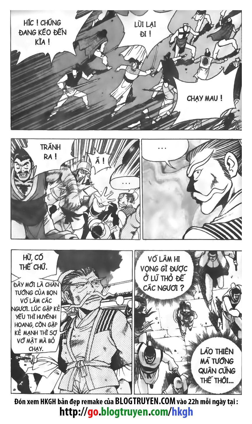 Hiệp Khách Giang Hồ chap 135 page 17 - IZTruyenTranh.com