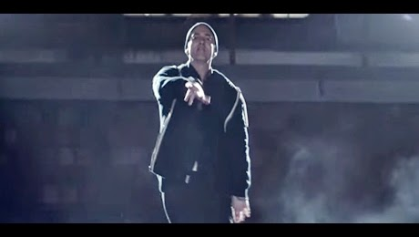 Videoclip De Eminem Ft Sia – Guts Over Fear HD