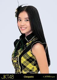 Personil JKT48 Tercantik di Dunia - CleopatraJKT48