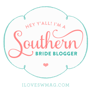 southern bride blogger