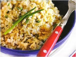 Pilaff persa, recetas con arroz, recetas con mantequilla, caldo de pollo, la sugerencia del chef, la sugerencia de hoy,