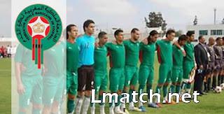 maroc juniors