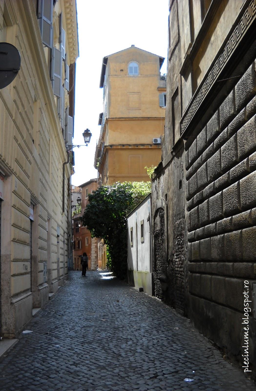 Straduta in Roma