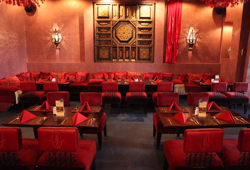 Maroush moroccan fine dining cuisine berita pos online