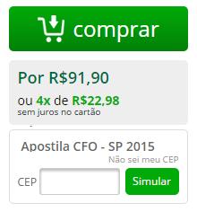 Apostila PMSP CFO Aluno-Oficial PM 2015