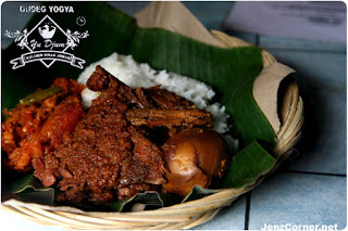 Alamat dan Daftar Menu Gudeg Yu Djum Yogyakarta