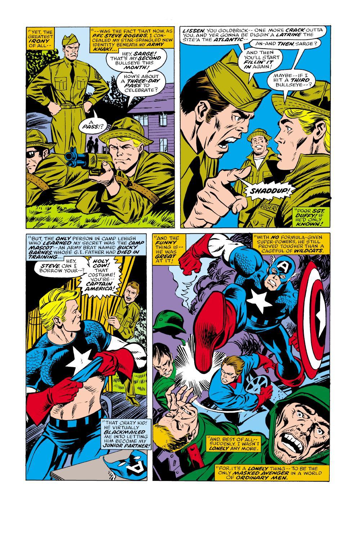 Captain America (1968) Issue #215 #129 - English 9
