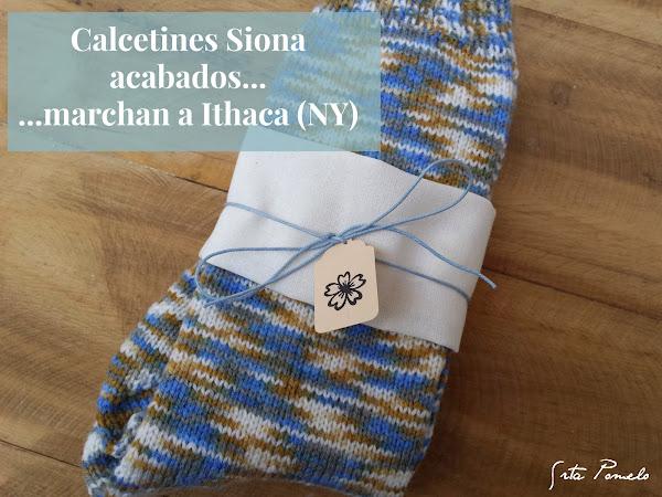 Hacer calcetines de lana con dos agujas aprender - Como hacer calcetines de lana ...