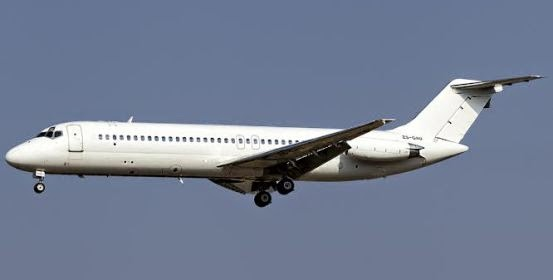 Plane flying from Nigeria to Gabon missing