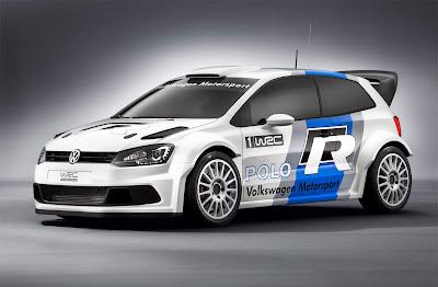 Volkswagen Polo R WRC Concept 2011