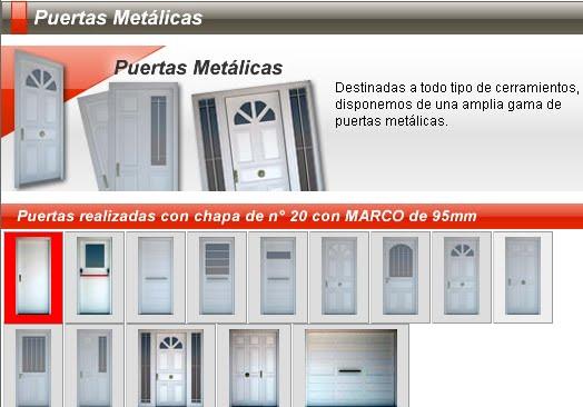 Puertas De Baño Metalicas:Puertas Y Ventanas Metalicas