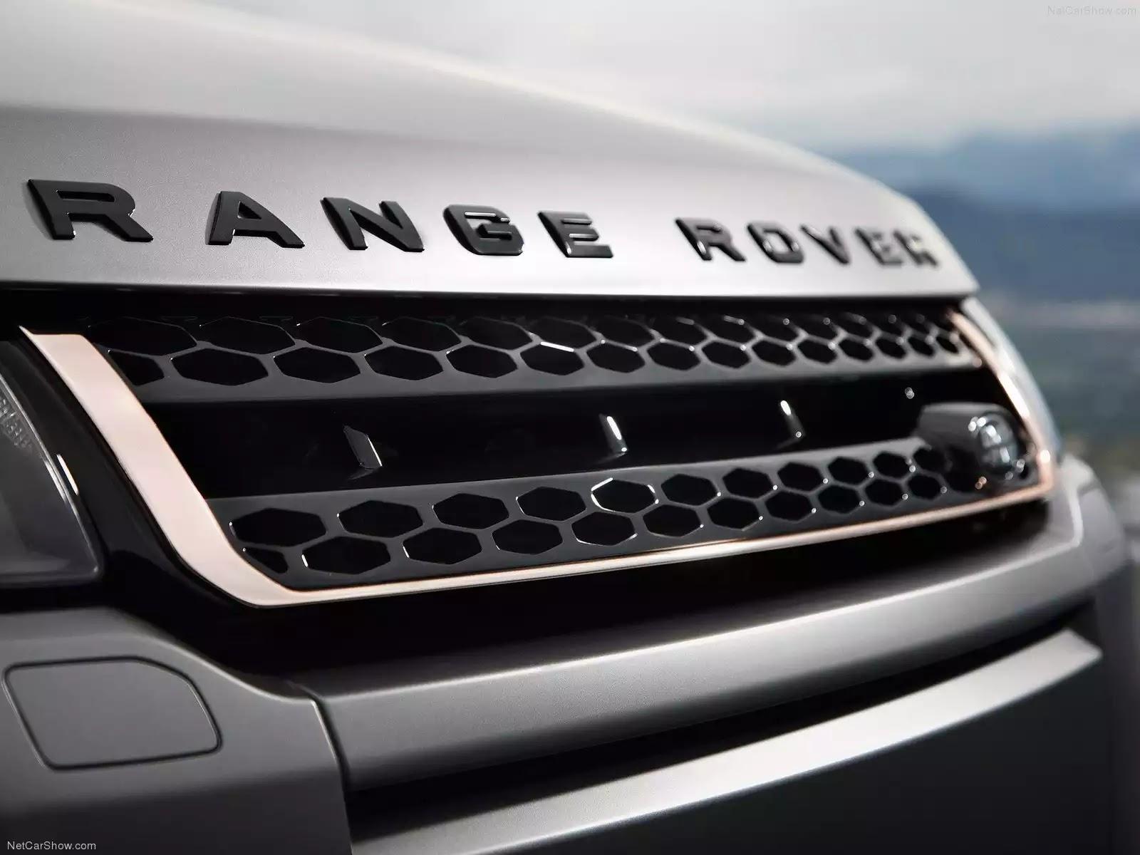 Hình ảnh xe ô tô Land Rover Range Rover Evoque Victoria Beckham 2012 & nội ngoại thất