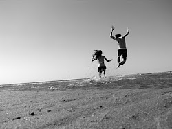 Y un dia te despiertas y corres, tienes ganas de ser libre.