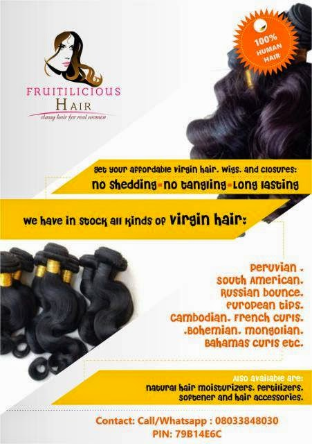 Fruitilicious Hair!