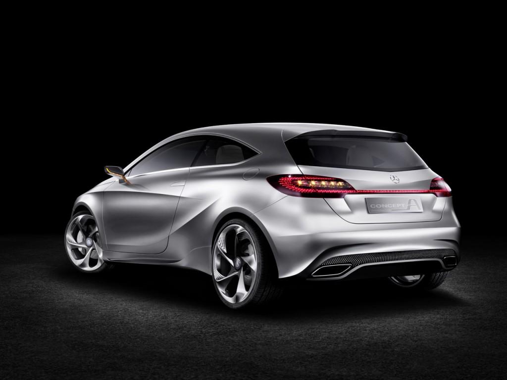 2012 mercedes benz a class concept car auto car best. Black Bedroom Furniture Sets. Home Design Ideas