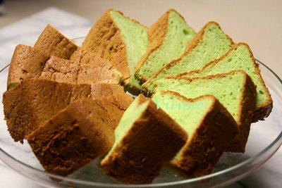 Resep Cara Membuat Kue Bolu Pandan Enak dan Lezat