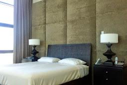 Cara mempercantik dinding dengan Padded wall