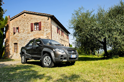 2013 Fiat Strada