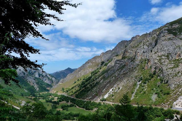 Las Calzas y La Carrozal - Aller - Asturias