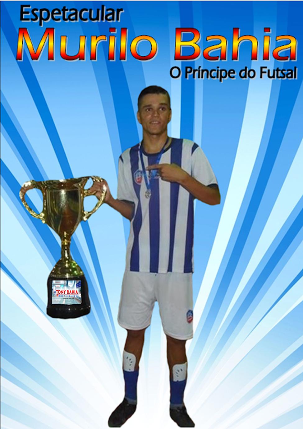 Espetacular Murilo Bahia