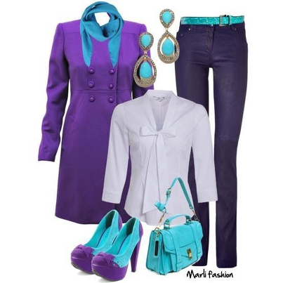 Times Of Heart Ladies Winter Outfit