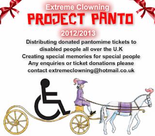 Project Panto – 2012/2013