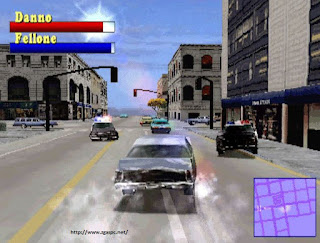 Free Download Games Driver PS1 FOR PC Full Version ZGASPC