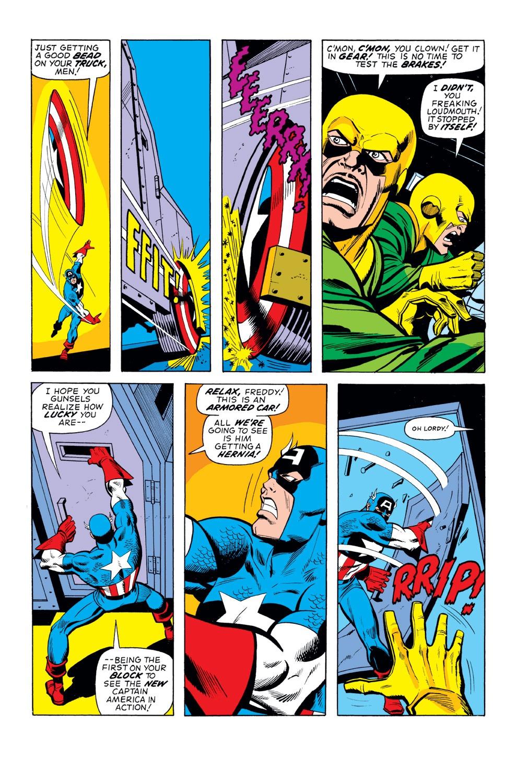 Captain America (1968) Issue #160 #74 - English 4