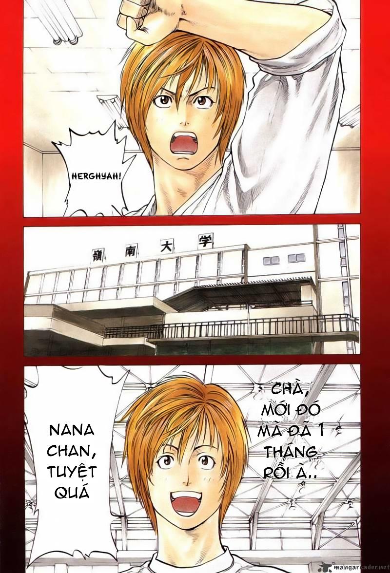 Karate Shoukoushi Kohinata Minoru chap 1 Trang 6
