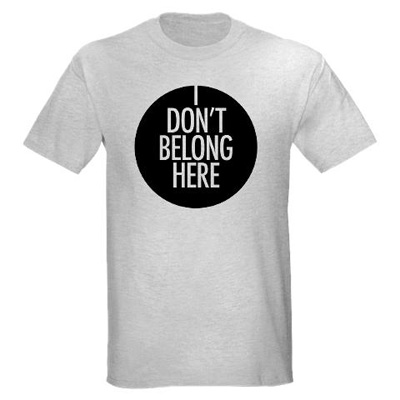 i+dont+belong+here+t shirt I dont belong here t shirt