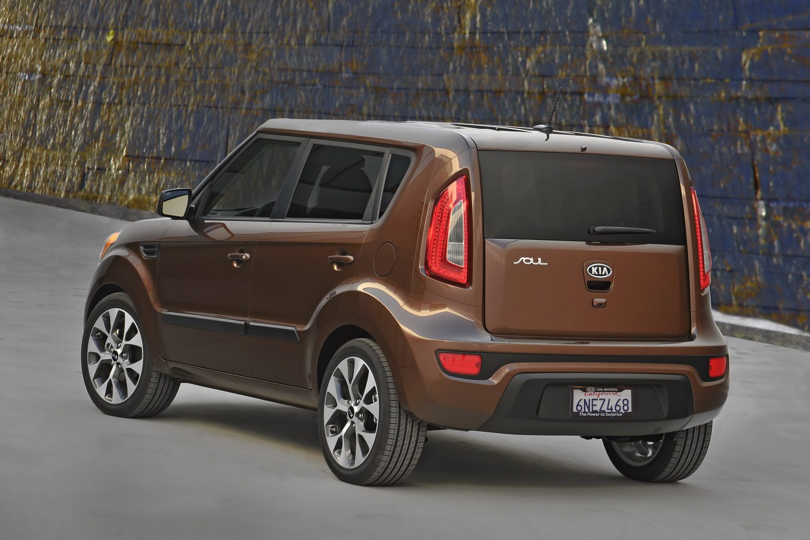 Kia Soul 2013 upgraded engines
