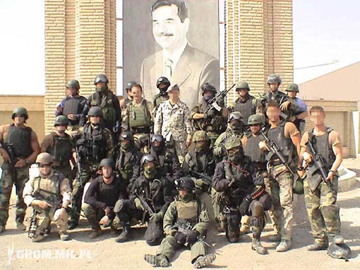 القـوات الخـاصــة حول العالم - حصري لصالح منتدى الجيش العربي GROM+-+Special+Polish+Forces+-+Operation+-+Iraqi+Freedom-censored