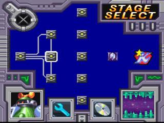 RockMan e Forte [ Mega Man e Bass ] [ Snes/GBA ] Select+stage