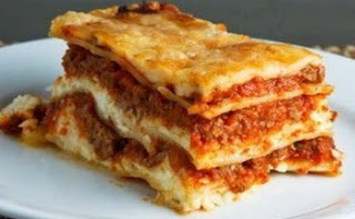 Resep Cara Membuat Lasagna