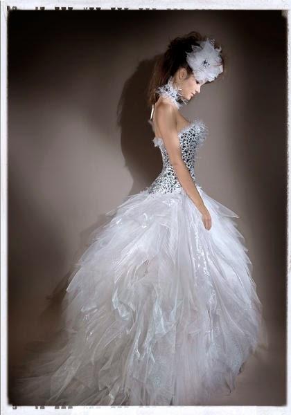Sélection des plus belles robes Nicolas Fafiotte 2015  IDos