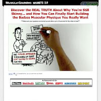 Muscle Gaining Secrets -