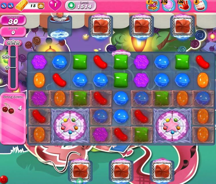 Candy Crush Saga 1514