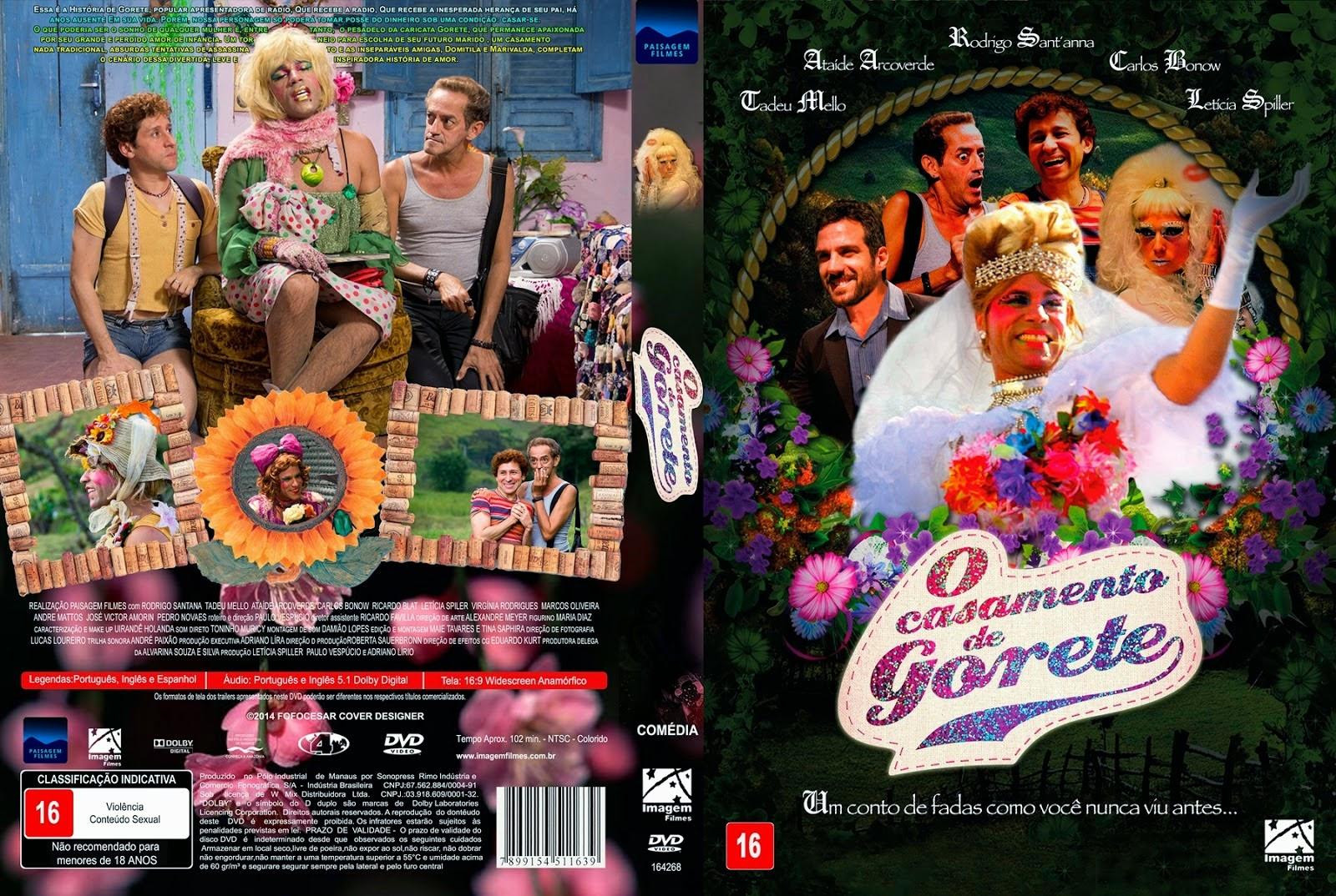 Download O Casamento de Gorete DVDRip XviD Nacional O 2BCasamento 2BDe 2BGorete