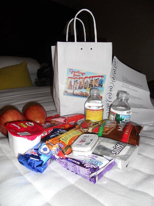 Diy Destination Wedding Gift Bags : Koru Wedding Style: DIY Project: Welcome Bags