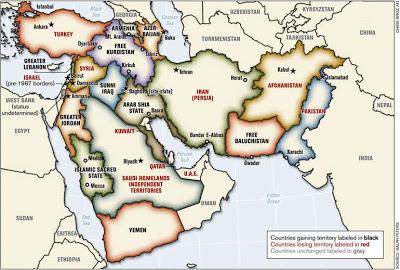 Rothschild Hanedanlığı, Filistin ve Yeni Dünya Düzeni ad