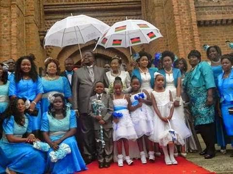 swahili time rais wa malawi afunga pingu za maisha leo