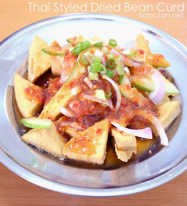 Thai Styled Dried Bean Curd - RM7
