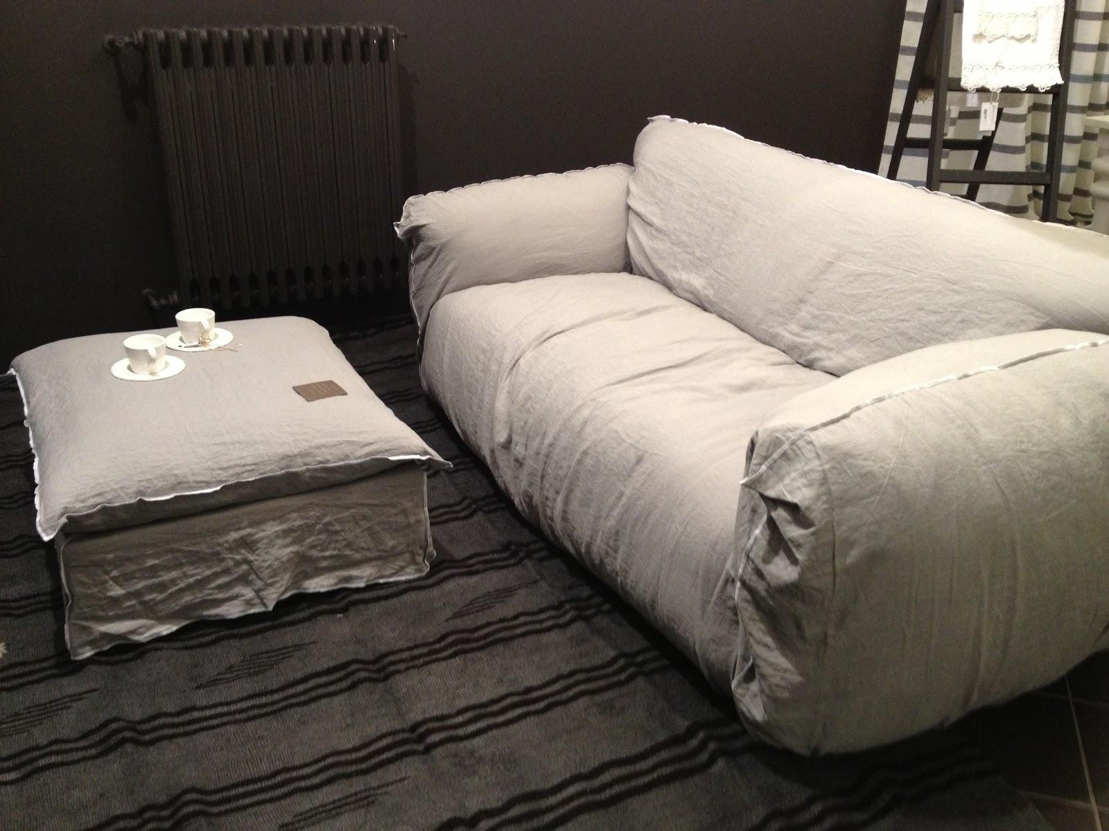 Tappezzeriebarbieripaolo white linen collezioni gervasoni - Gervasoni divano letto ...