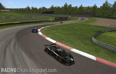 Mid-Ohio Sports Car Course - Lexington Ohio - Coming to RaceRoom Racing Experience (Pagani Zonda leave the chicane)