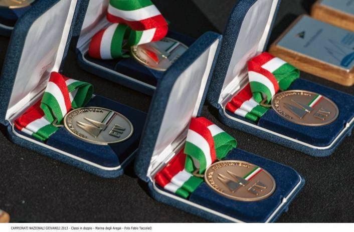Selezione nazionale 29er a Giulianova