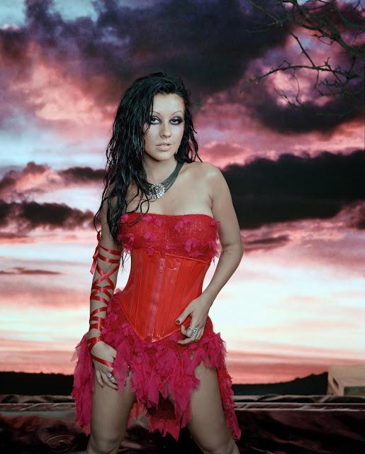 Pictures of Christina Aguilera 18