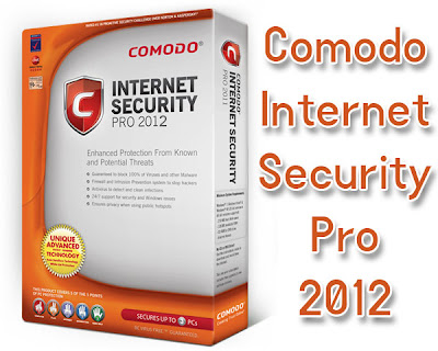 Comodo Internet Security Professional 2012