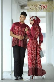 Baju Muslim Pasangan Masa Kini