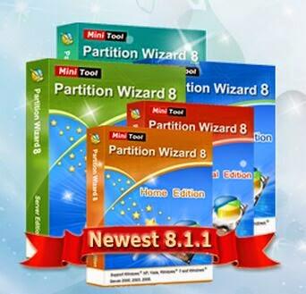 MiniTool Partition Wizard - Descargar